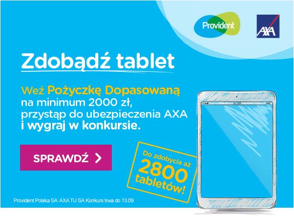 Provident Tablet